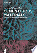 Cementitious Materials Book