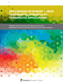 RNA Diseases in Humans     From Fundamental Research to Therapeutic Applications