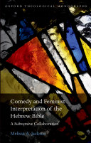 Comedy and Feminist Interpretation of the Hebrew Bible