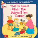 What to Expect When the Babysitter Comes Book