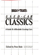 Road   Track s Used Car Classics Book