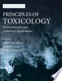 Principles Of Toxicology Book PDF