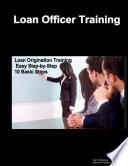Download Loan Officer Ebook