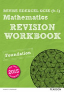 REVISE Edexcel GCSE (9-1) Mathematics Foundation Revision Workbook