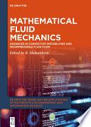 Mathematical Fluid Mechanics Book