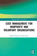 Cost Management for Nonprofit and Voluntary Organisations Pdf/ePub eBook