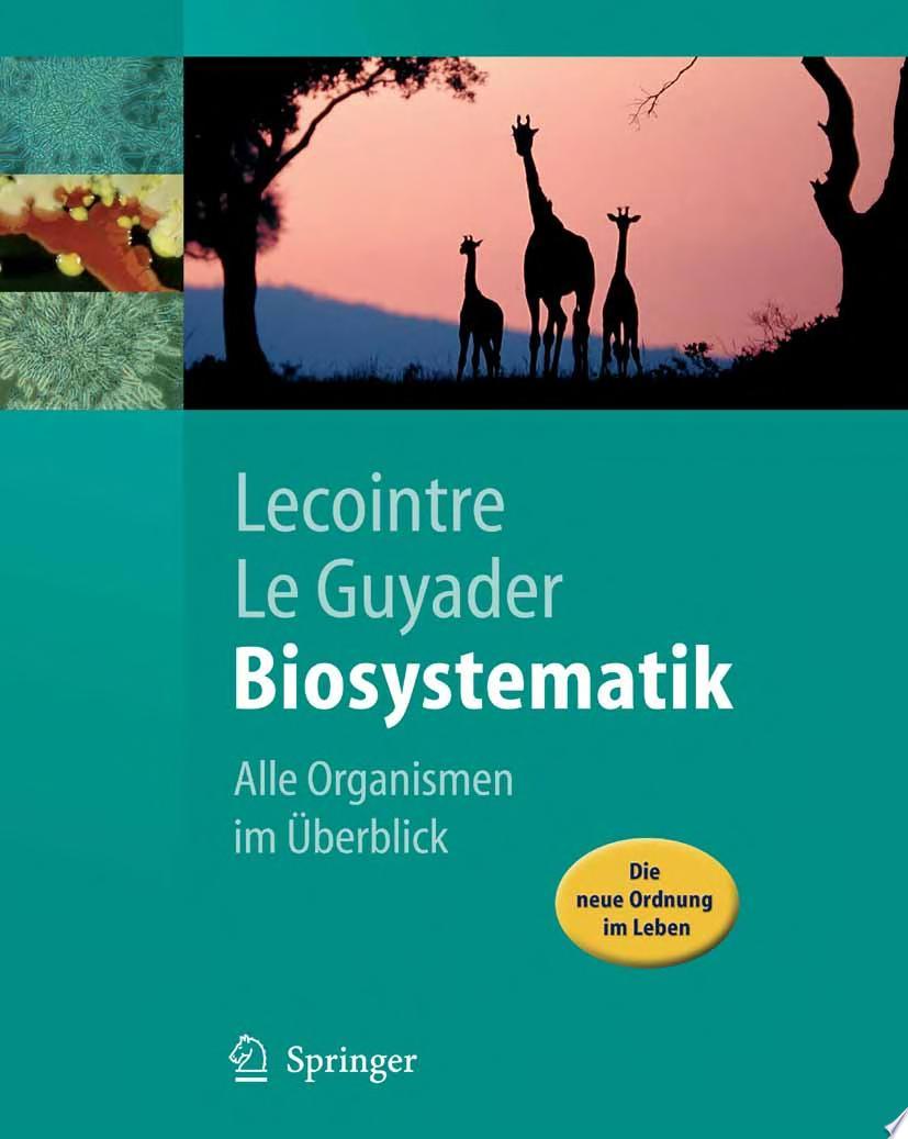 Biosystematik