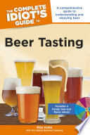 The Complete Idiot s Guide to Beer Tasting Book PDF