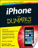 """iPhone For Dummies"" by Edward C. Baig, Bob LeVitus"