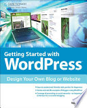 Getting Started with WordPress:
