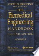 Biomedical Engineering Handbook Book PDF
