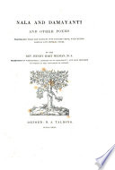 Nala and Damayanti, and Other Poems