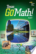 Go Math! Texas Student Interactive Worktext Grade 8