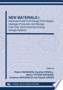 5th FORUM ON NEW MATERIALS