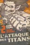 L'Attaque des Titans Edition Colossale ebook