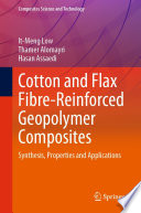 Cotton and Flax Fibre-Reinforced Geopolymer Composites