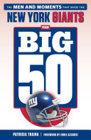 The Big 50: New York Giants Book