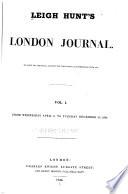 Leigh Hunt S London Journal