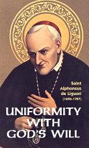Uniformity with God's Will Pdf/ePub eBook