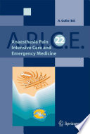 Anaesthesia Pain Intensive Care And Emergency A P I C E  Book PDF
