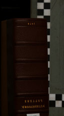 Mr  Rutherfoord s Letters  the third edition  now divided in three parts  The first containing those which were written from Aberdeen     The second and third containing some  which were written from Anwoth      and others     from St  Andrews  London  c  Published by a Welwisher to the work  etc