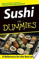 Sushi For Dummies Book PDF