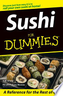 """Sushi For Dummies"" by Judi Strada, Mineko Takane Moreno"
