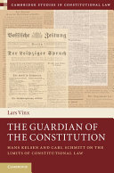 The Guardian of the Constitution Pdf/ePub eBook