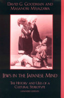 Jews in the Japanese Mind