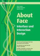 About face: Interface- und Interaction-Design ; [die Ziele und ...