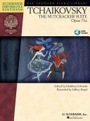 Tchaikovsky - The Nutcracker Suite, Op. 71a (Songbook)