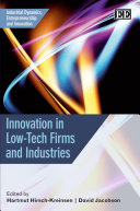 Innovation in Low-tech Firms and Industries Pdf/ePub eBook