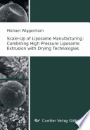 Scale up of Liposome Manufacturing Book
