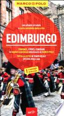 Guida Turistica Edimburgo. Con atlante stradale Immagine Copertina