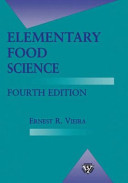 Cover of Elementary Food Science