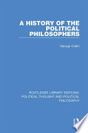 A History of the Political Philosophers