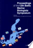 Proceedings of the 12th Baltic Marine Biologists Symposium