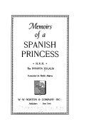 Memoirs of a Spanish Princess  H R H  the Infanta Eulalia