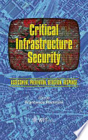 Critical Infrastructure Security Book PDF