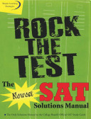 Rock the Test Book