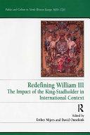 Redefining William III Book
