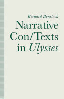 Narrative Con/Texts in Ulysses Pdf/ePub eBook
