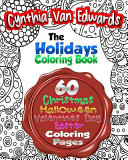 The Holiday Coloring Book for Adults