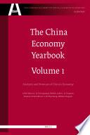 The China Economy Yearbook Volume 1