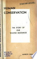 Human Conservation