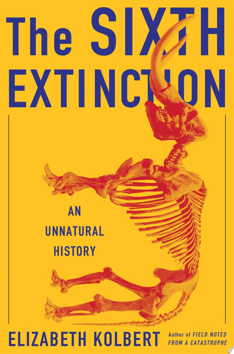 The Sixth Extinction image