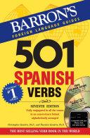 501 Spanish Verbs,7th edition