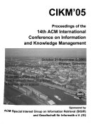 Proceedings of the     International Conference on Information and Knowledge Management