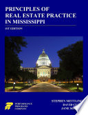 Principles of Real Estate Practice in Mississippi