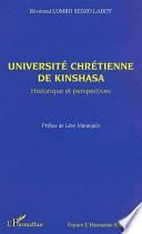 Université chrétienne de Kinshasa